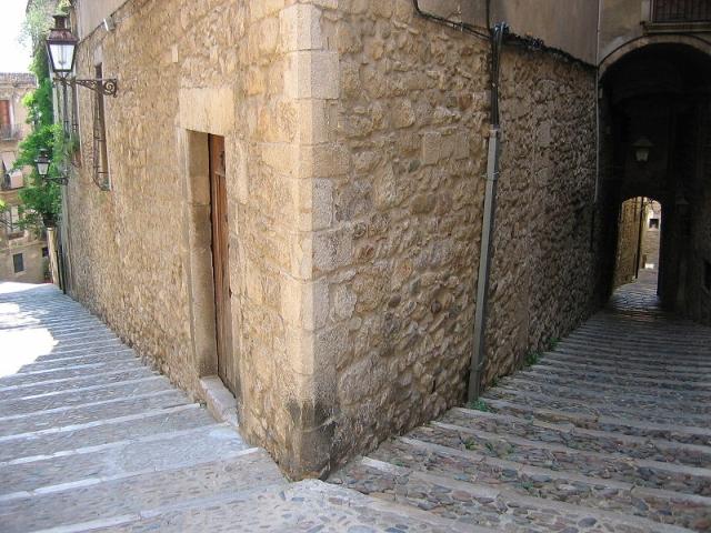 barrio judio girona Un recorrido por Girona