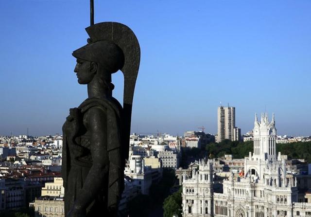 bellas artes El Círculo de Bellas Artes de Madrid