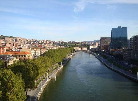 bilbao foto wikipedia bilbao Tradición y modernidad en Bilbao