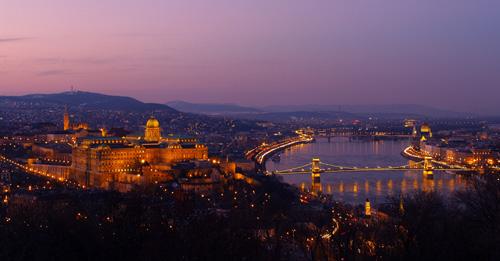 budapest wikipedia Budapest, la perla del Danubio