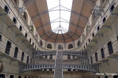 cárcel 460x306 Kilmainhan Gaol, una cárcel de película