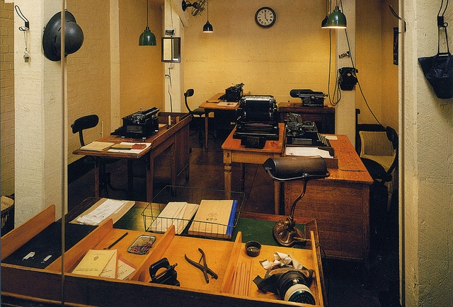 cabinet war rooms Visita el Churchill War Rooms