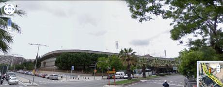 camp nou barcelona Conocer Barcelona sin salir de casa