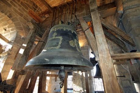 campana 460x306 La campana más grande de España, en Toledo