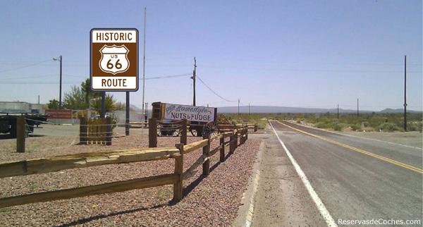 carretera ruta 66 600 Cuanto cuesta hacer la Ruta 66