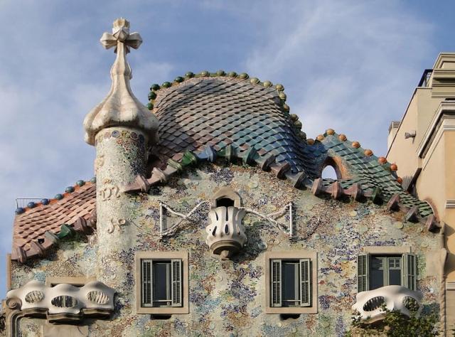 casa batllo La casa más famosa de Barcelona