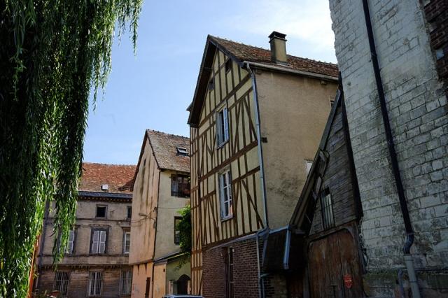 casas de troyes Descubre la ciudad de Troyes