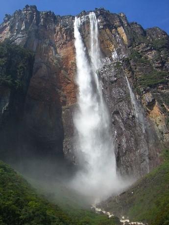 cascada3 345x460 La cascada del Salto del Ángel