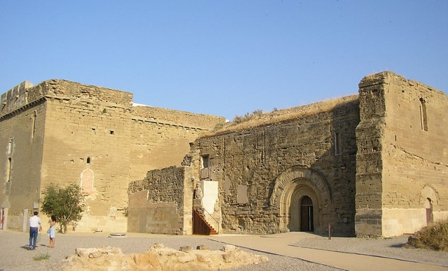 castillo de gardeny Un paseo templario por el Castillo de Gardeny