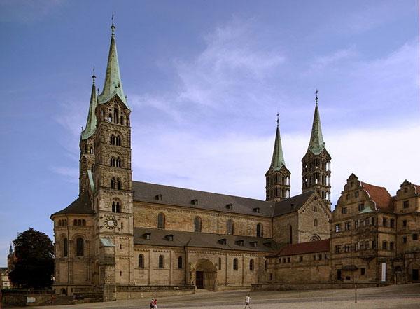 catedral bamberger alemania La ruta de la porcelana en Alemania