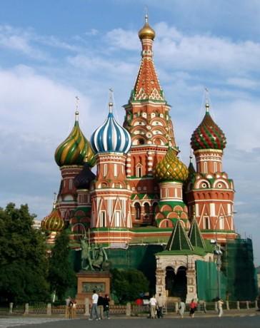 catedral de san basilio 364x460 Lenin y la Plaza Roja