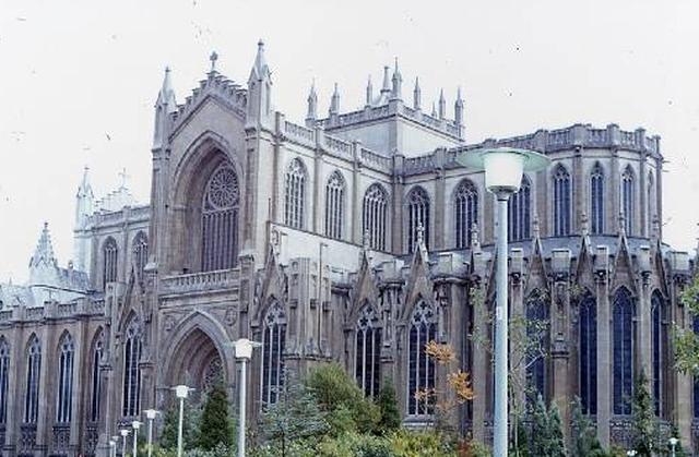 catedral de vitoria La catedral de Ken Follet