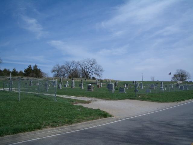 cementerio de stull El cementerio de Stull. Un cementerio embrujado