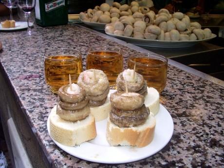 champiñones 460x345 Jaén y las tapas