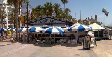 chiringuito 460x233 El primer Chiringuito del mundo, en Sitges