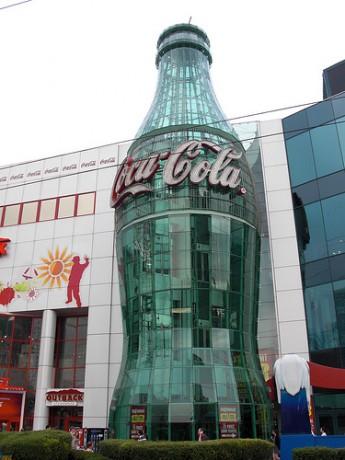 coca 345x460 Coca Cola Store, en Las Vegas