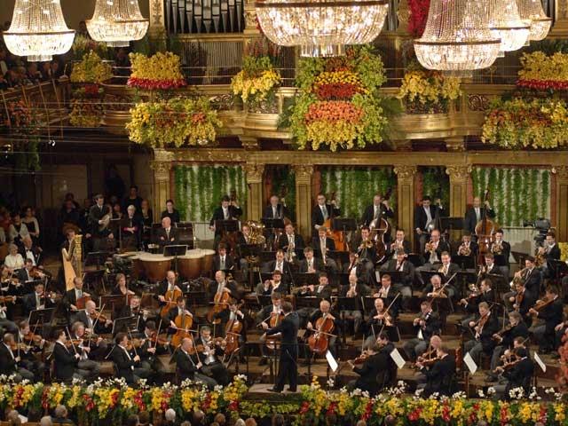concierto de viena El concierto de año nuevo de Viena