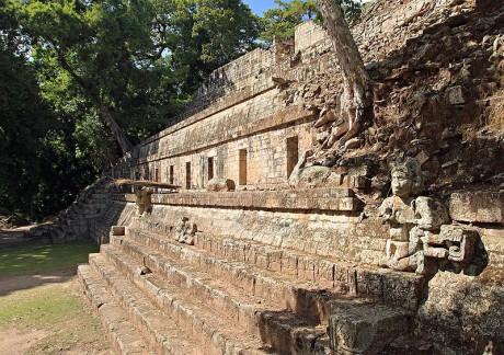 copan 460x324 Los mayas también llegaron a Copán, en Honduras