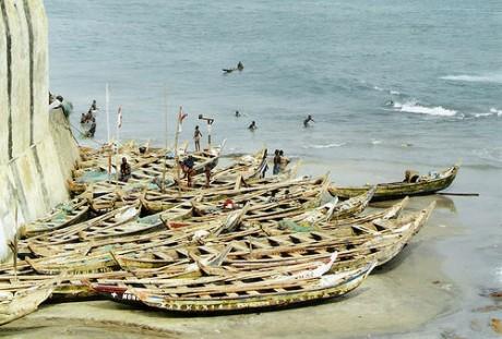 costa1 460x311 Recorriendo la Costa de los esclavos en África