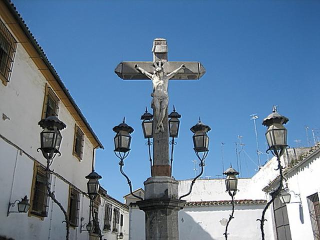 cristo de los faroles El Cristo de los Faroles de Córdoba
