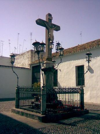 cristofaroles 345x460 El Cristo de los Faroles, uno de los símbolos de Córdoba