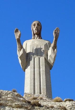 cristootero 314x460 El Cristo del Otero, uno de los más grandes del mundo