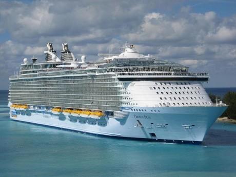 crucero 460x345 El Oasis of the seas, el barco de cruceros más grande del mundo