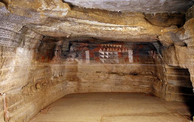 cueva pintada La Cueva Pintada