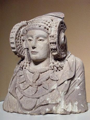 dama de elche 346x460 La legendaria Dama de Elche