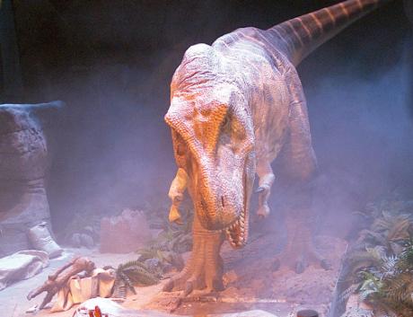 dinopolis 460x353 Dinópolis: la paleontología hecha parque temático