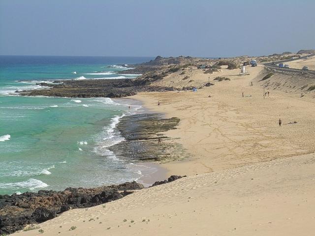 dunas corralejo Las dunas de Corralejo, un paraíso natural