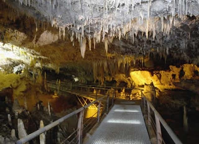 el soplao La cueva de El Soplao