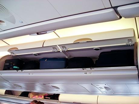 equipajedemano 460x345 Restricciones de líquidos en el equipaje de mano