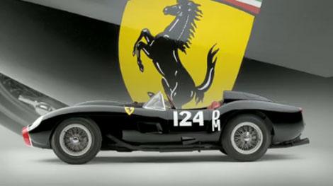 ferrari 250 testa rossa 1957 Un Ferrari Testa Rossa el coche más caro de la historia   video