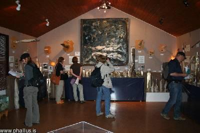 foto El museo del pene y su reciente estrenado ejemplar