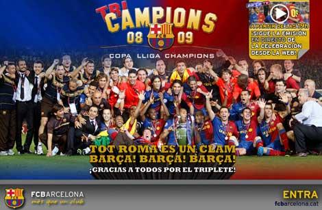 Las mejores fotos del futbol club barcelona 40