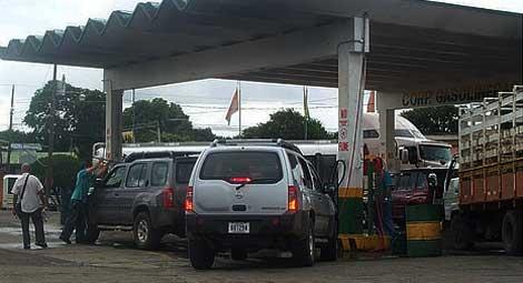 gasolinera Trucos para ahorrar gasolina