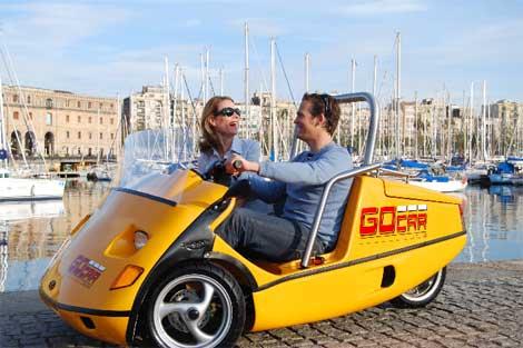 gocar alquiler de coches turisticos Una cómoda forma de conocer algunas ciudades