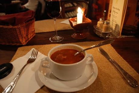goulash 460x307 Goulash húngaro, con un toque picante