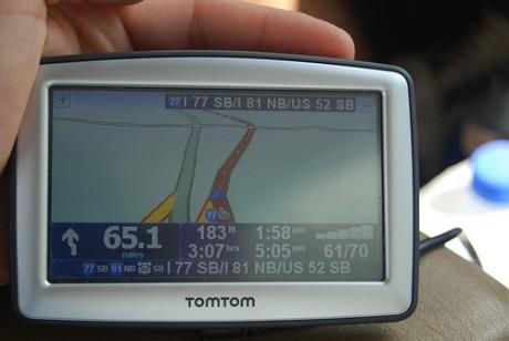 gps 460x308 Por un buen uso del GPS