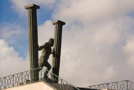hercules 460x307 Los Hércules de Ceuta, símbolo de la unión del mundo