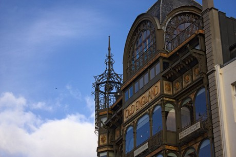 instumentos 460x306 El Museo de Instrumentos Musicales de Bruselas