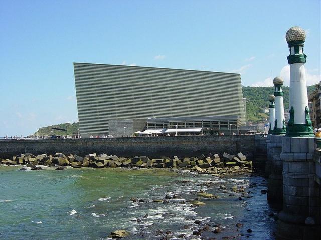 kursaal1 El Kursaal de San Sebastián