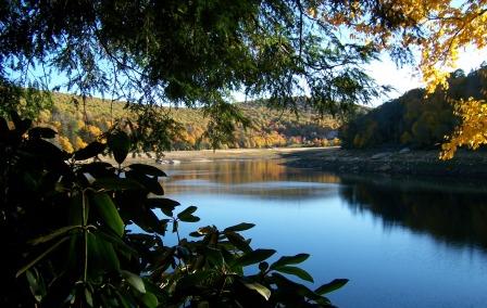 lago El Mountain Lake, un lago de película
