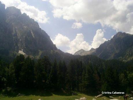 los Pirineos 460x345 No sólo hay esquí en los Pirineos