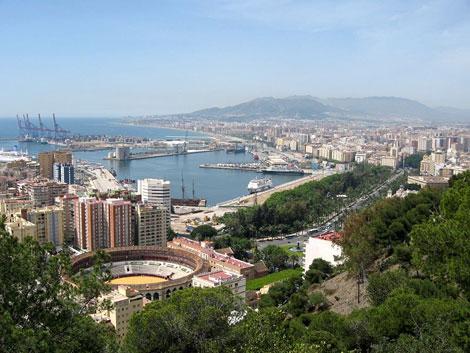 malaga foto wikipedia olaf tausch Málaga, Capital del Sol