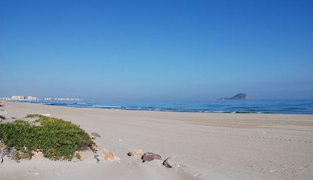 manga mar menor murcia Recorre la Manga del Mar Menor