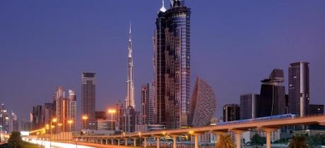 marriot 460x210 El hotel más alto del mundo