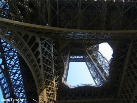 marta 2 460x344 La Torre Eiffel desde el Trocadéro