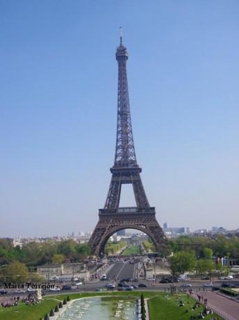 marta 3 344x460 La Torre Eiffel desde el Trocadéro